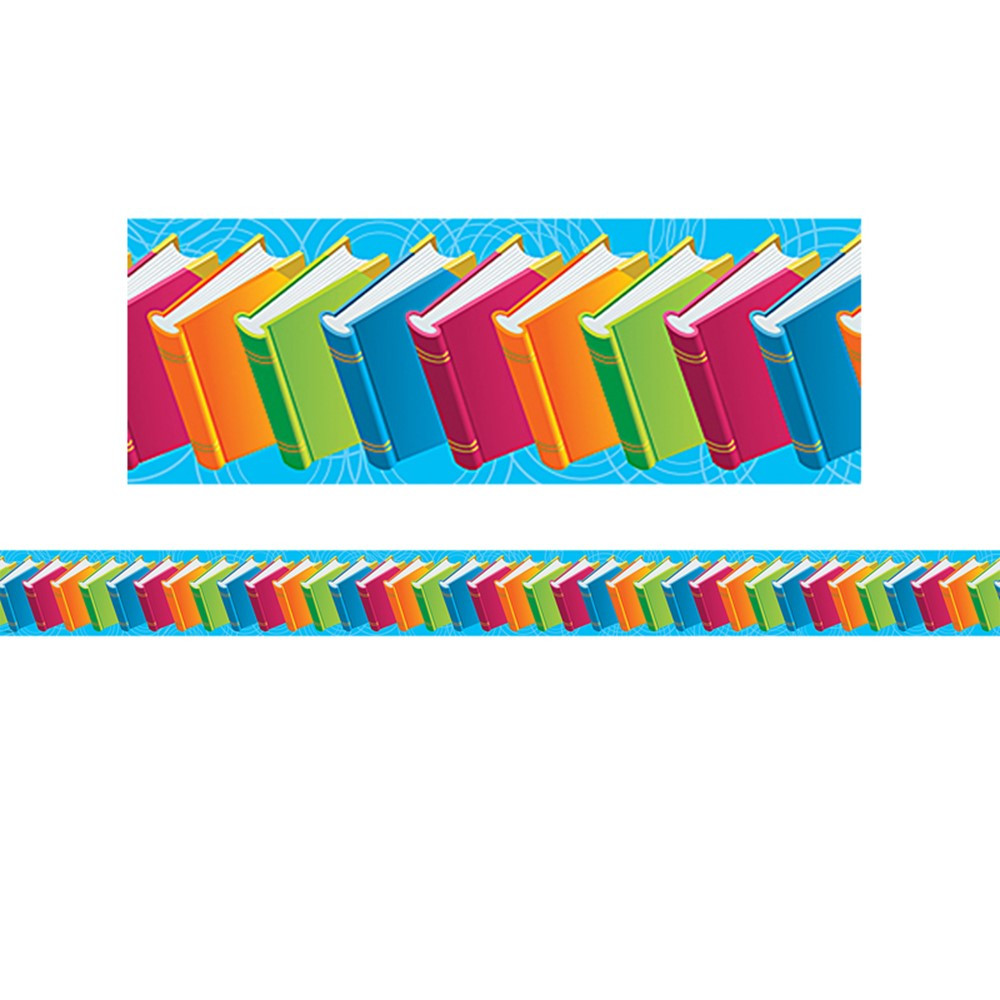 Books Spotlight Border - EP-618R
