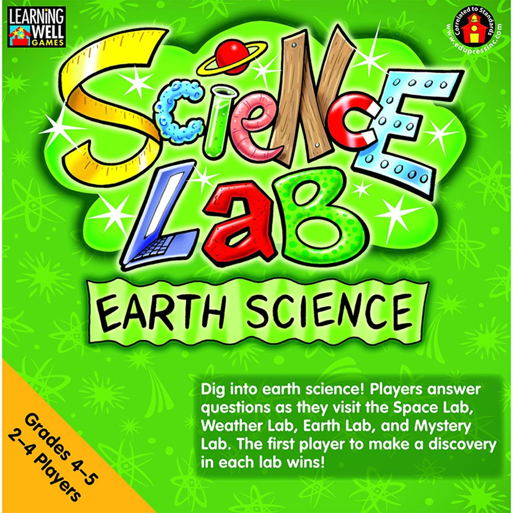 EP-LRN261 - Science Lab Earth Science Gr 4-5 in Science