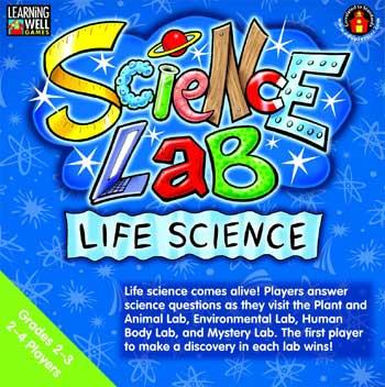 EP-LRN262 - Science Lab Life Science Gr 2-3 in Science