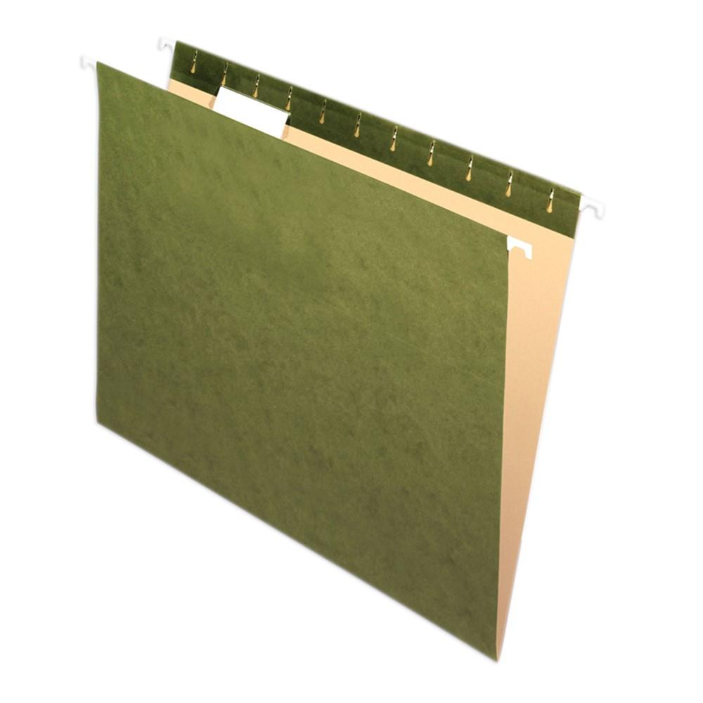 ESS81602 - Pendaflex Essentials Hanging File Folders 1/5 Cut in Folders