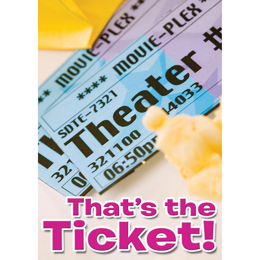 EU-831917 - Movie Theme Teacher Cards in Postcards & Pads