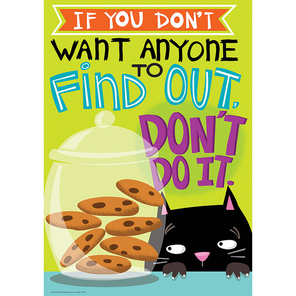 EU-837138 - Dont Do It 13X19 Posters in Motivational