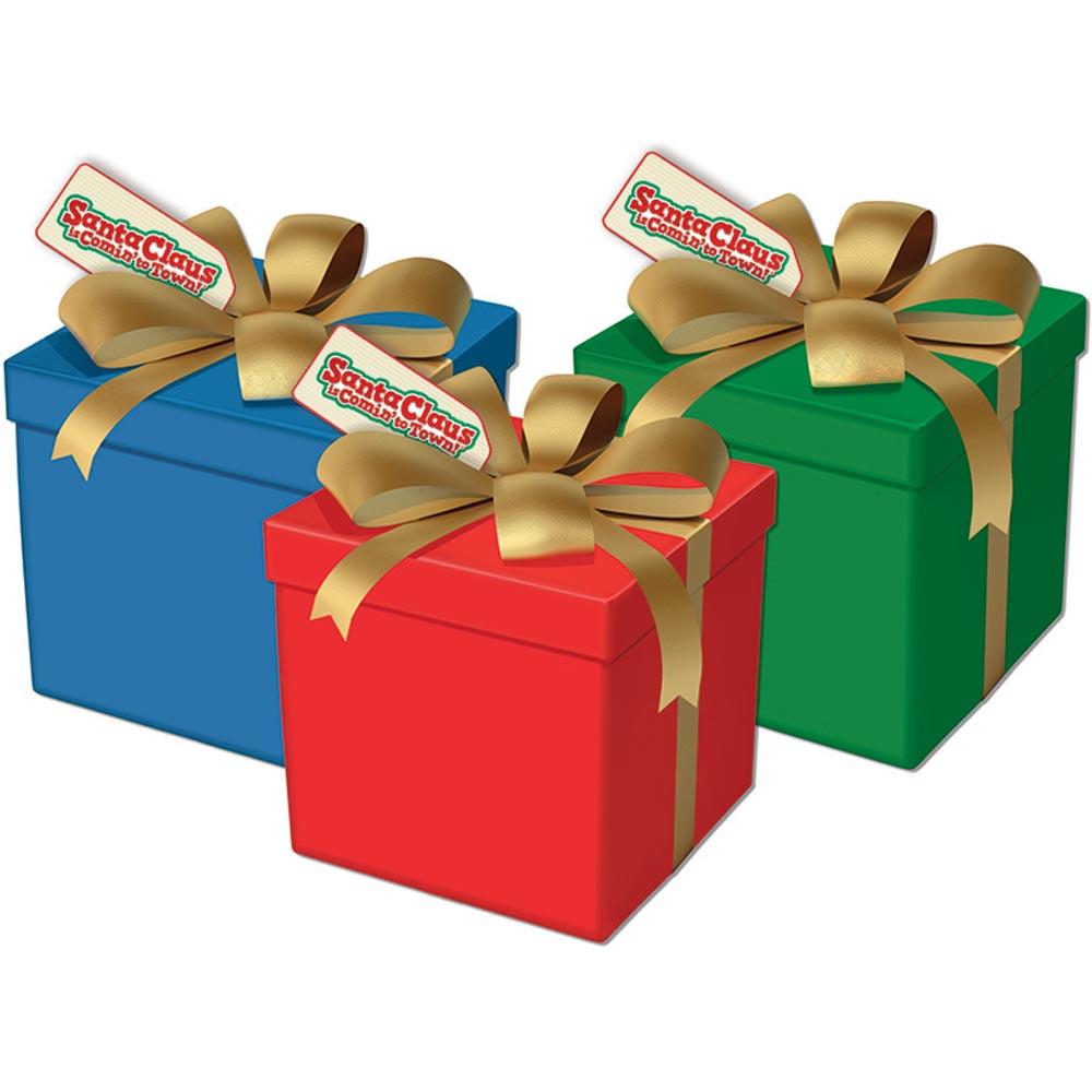 EU-841015 - Santa Comin To Town Mini Paper Cut Outs in Holiday/seasonal