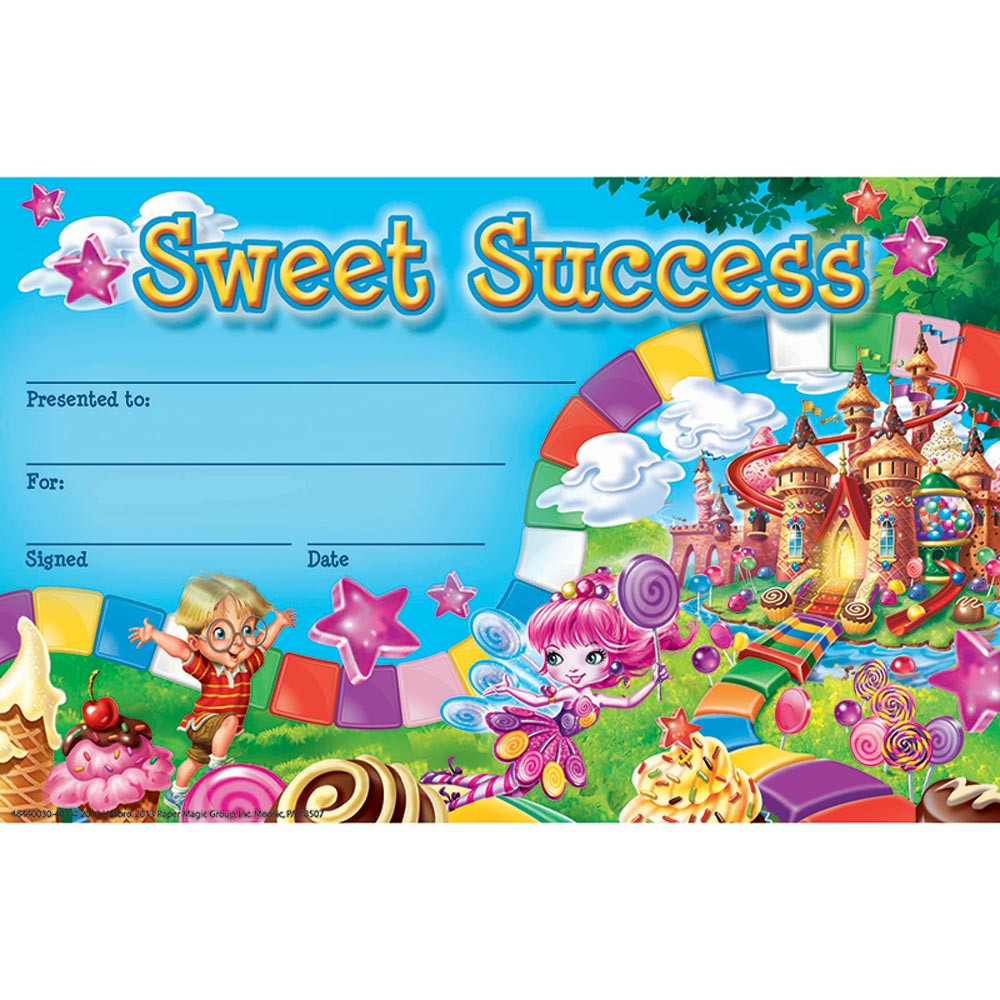 EU-844003 - Candy Land Recognition Awards in Awards