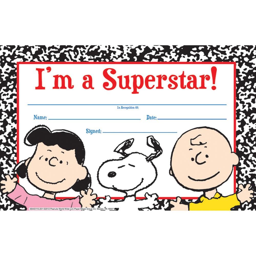 EU-844011 - Peanuts Super Star Recognition Awards in Awards