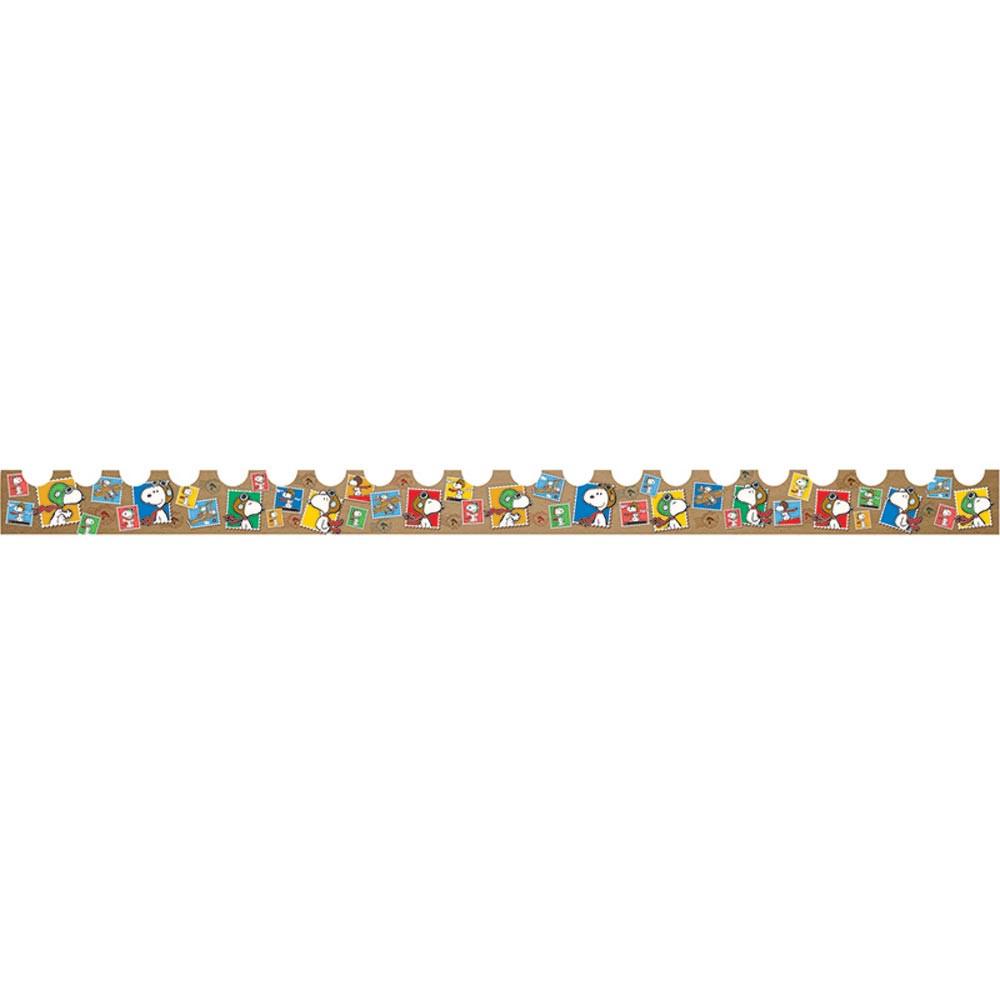 Classroom Decor Borders ~ Peanuts flying ace deco trim eu eureka