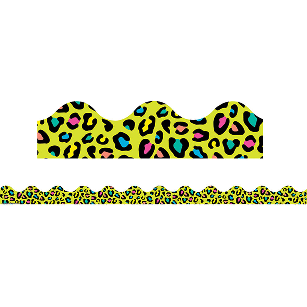 EU-845213 - Rock The Classroom Decor Trim in Border/trimmer