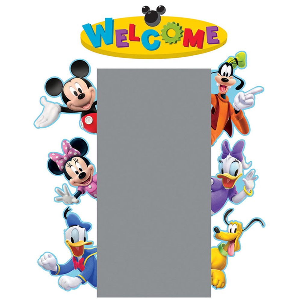 EU-847009 - Mickey Mouse Clubhouse Character Welcome Go Arounds in Accents