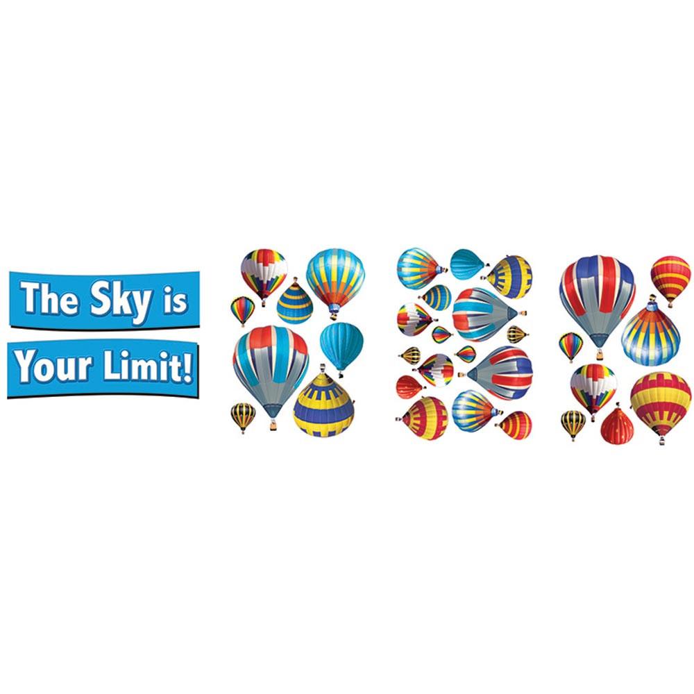 EU-847665 - Decorative Hot Air Balloons Bb Sets in Classroom Theme
