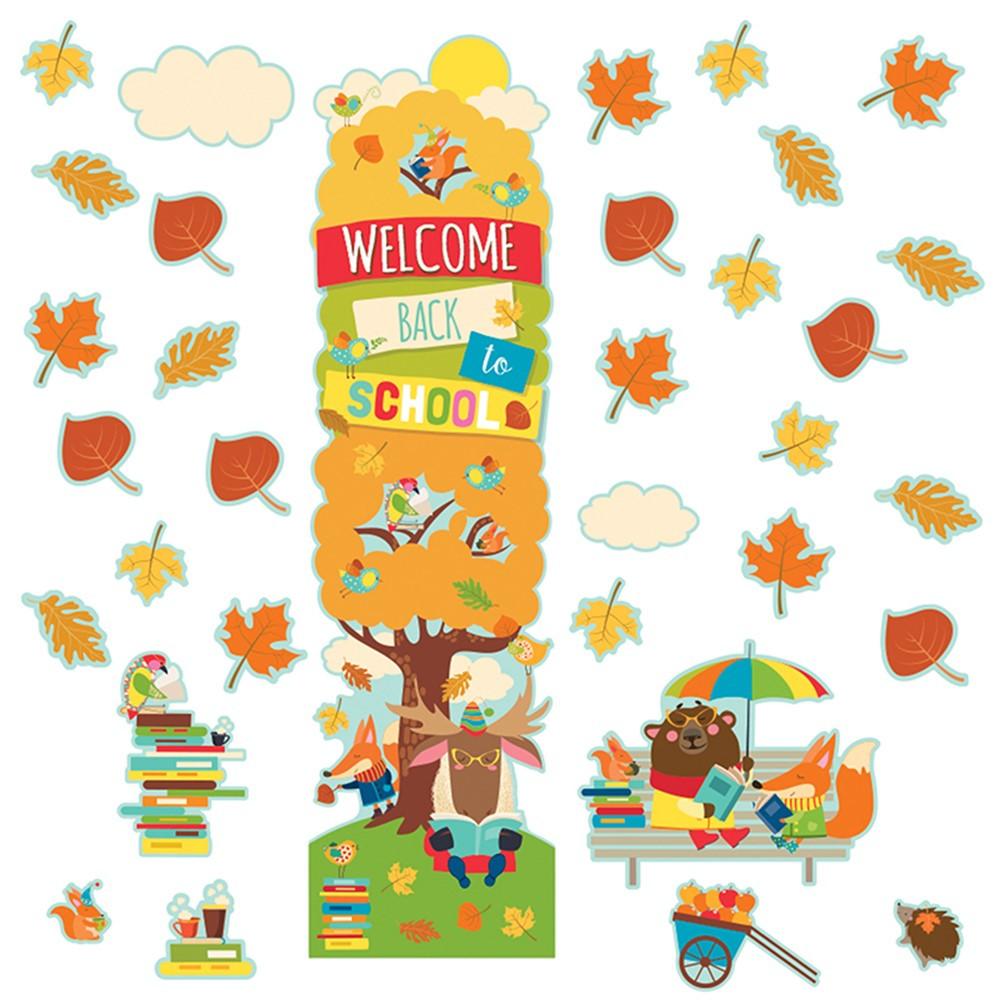 EU-849307 - Back To School Allinone Door Decor Kits in Holiday/seasonal