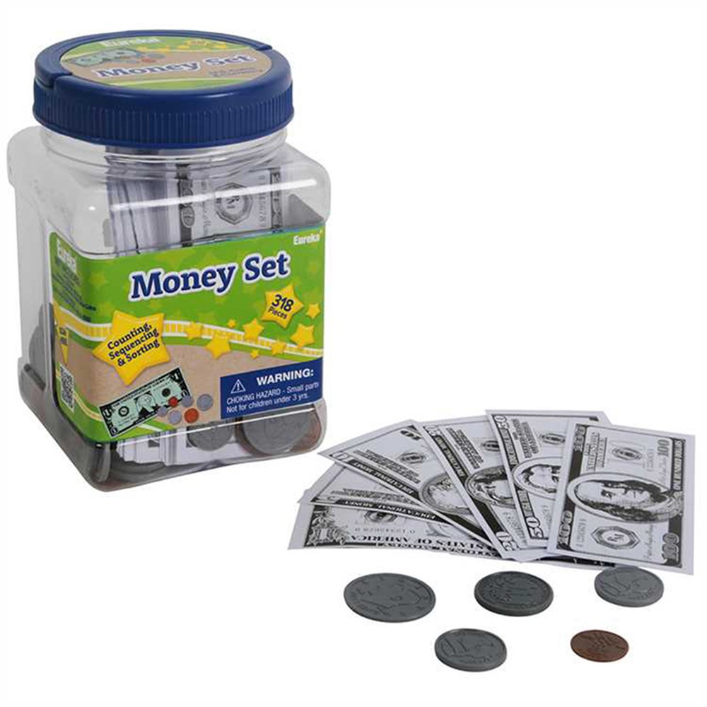 EU-867420 - Tub Of Coins Currency in Money