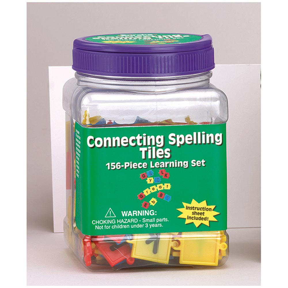 EU-867490 - Counters Connect Spelling Tiles in Spelling Skills