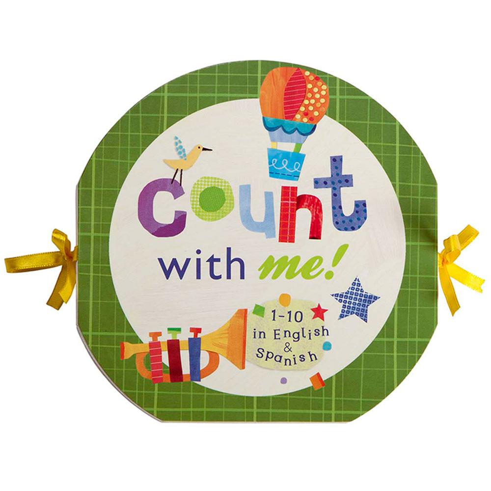 EU-BBAB14543 - Count With Me Accordion Board Book in Math