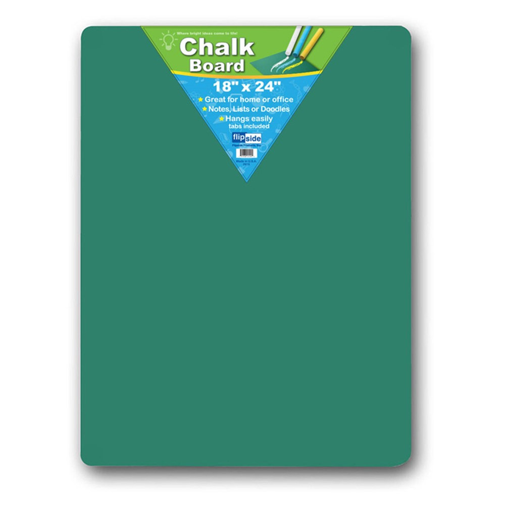 FLP10104 - Green Chalk Board 18 X 24 in Chalk Boards