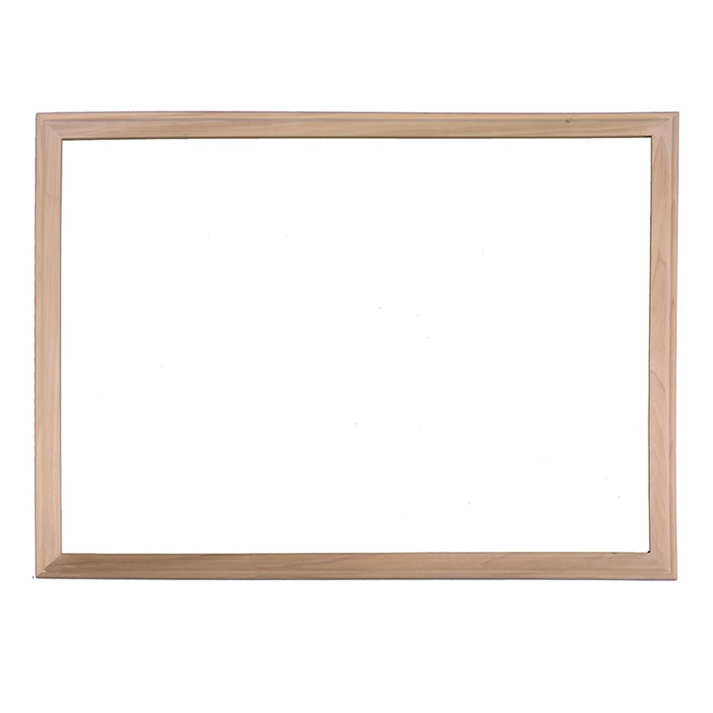 Wood Framed Dryerase Board 18X24 - FLP17620 | Flipside | Supplies