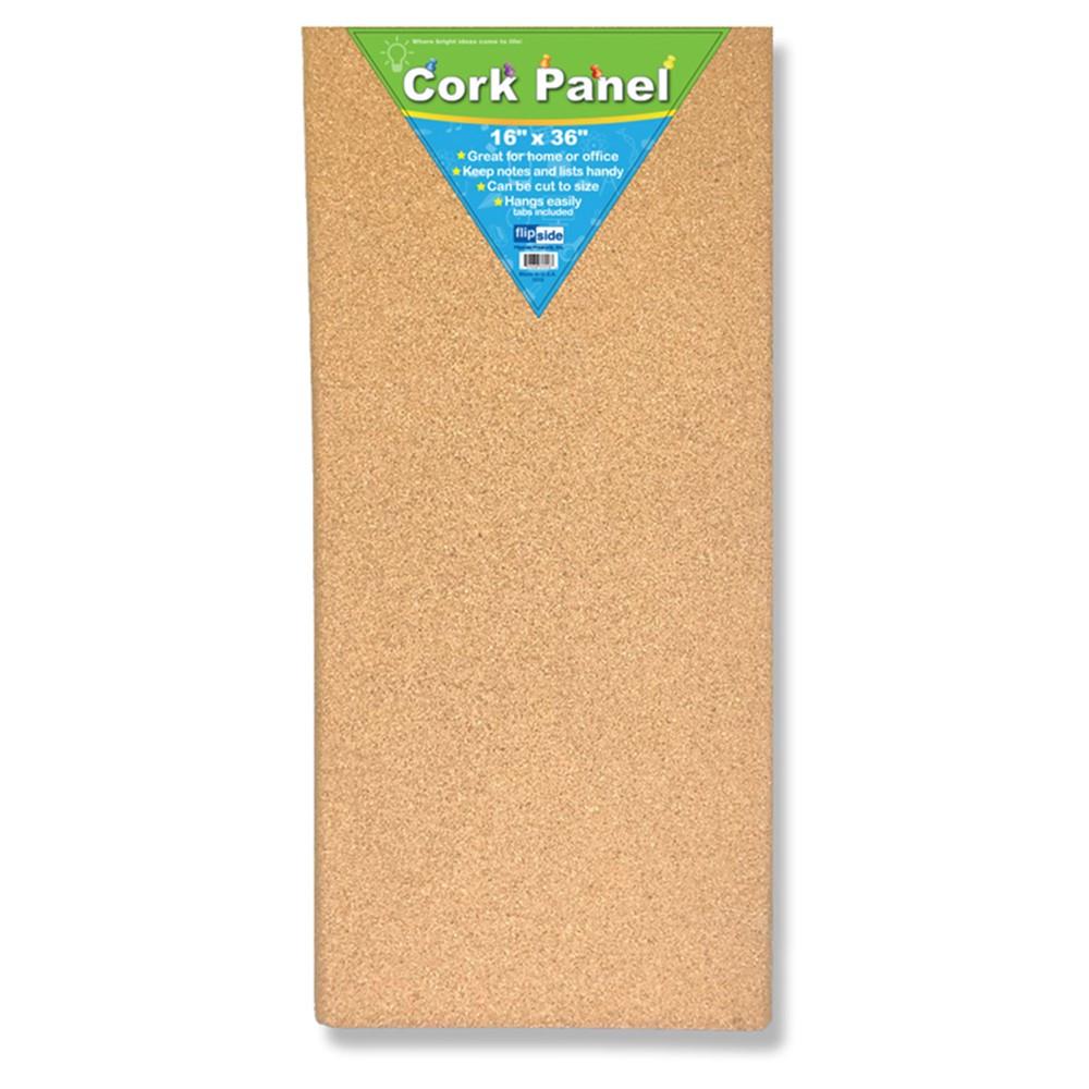 FLP37016 - Cork Panel 16In X 36In in Cork Boards