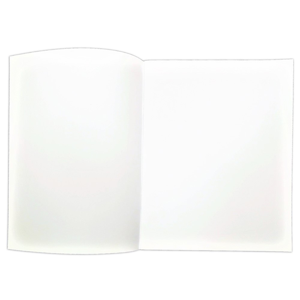 FLPBK70112 - Soft Blank Book 8.5X11 Port 12Pk in Note Books & Pads
