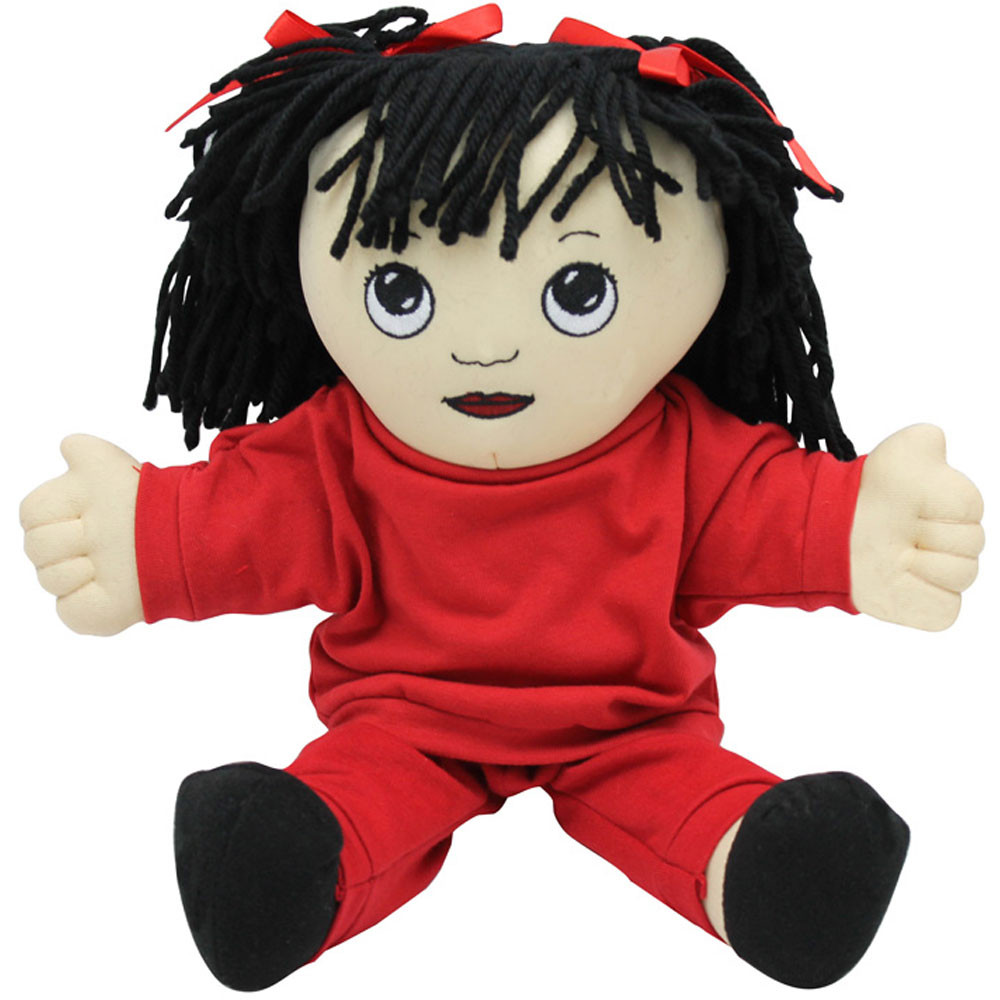 FPH727 - Dolls Asian Girl Doll Sweat Suit in Dolls