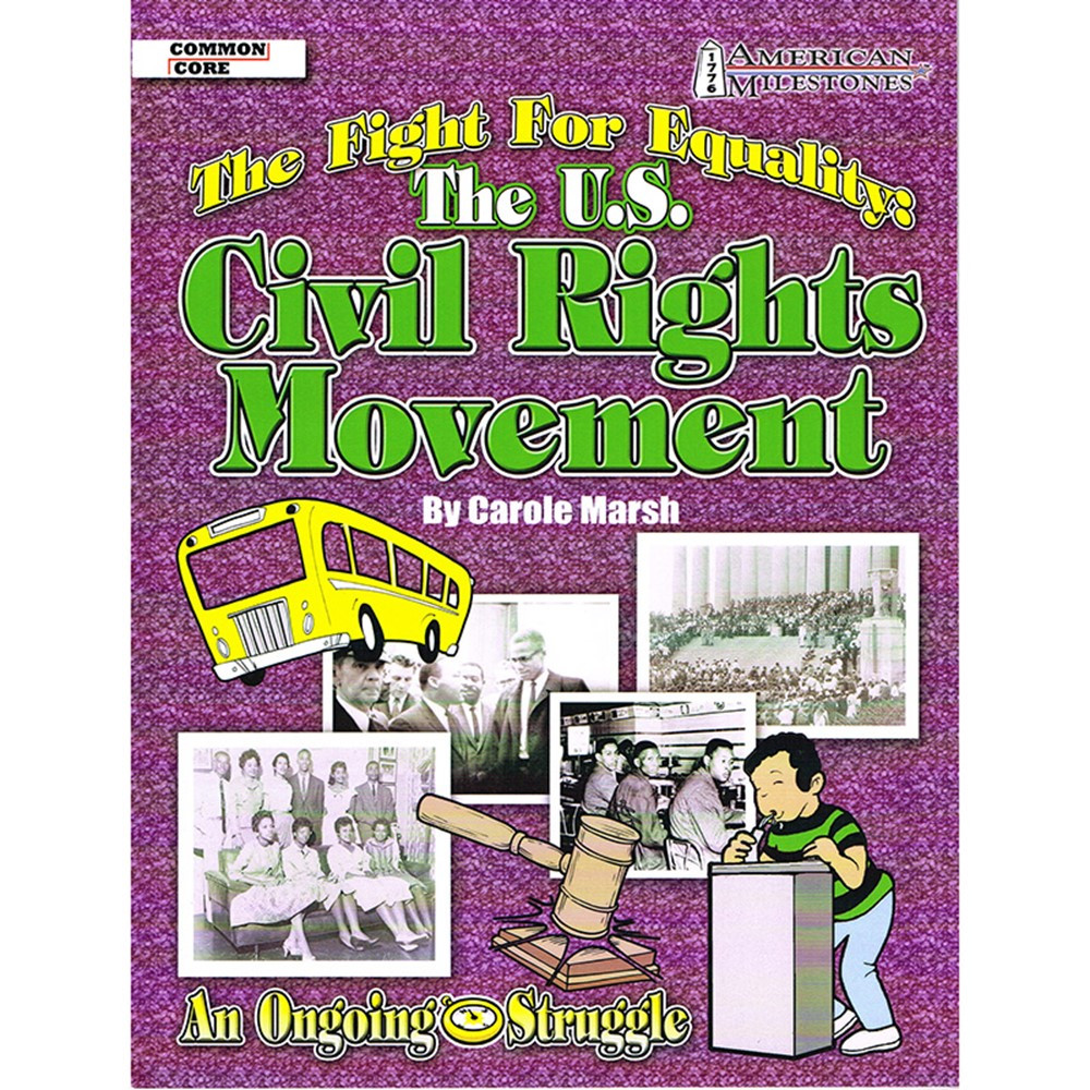 Gal0635023504 the fight for equality the us civil rights movement in