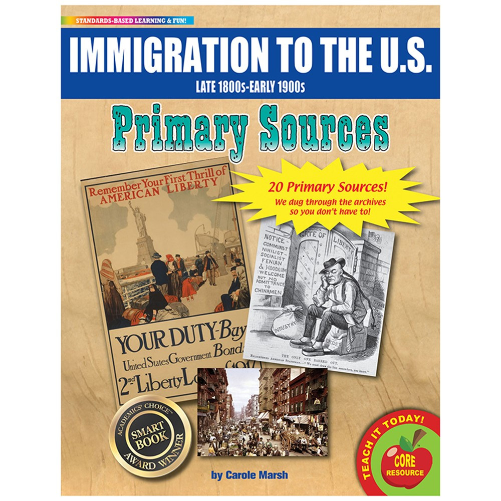 GALPSPIMM - Primary Sources Immigration in History