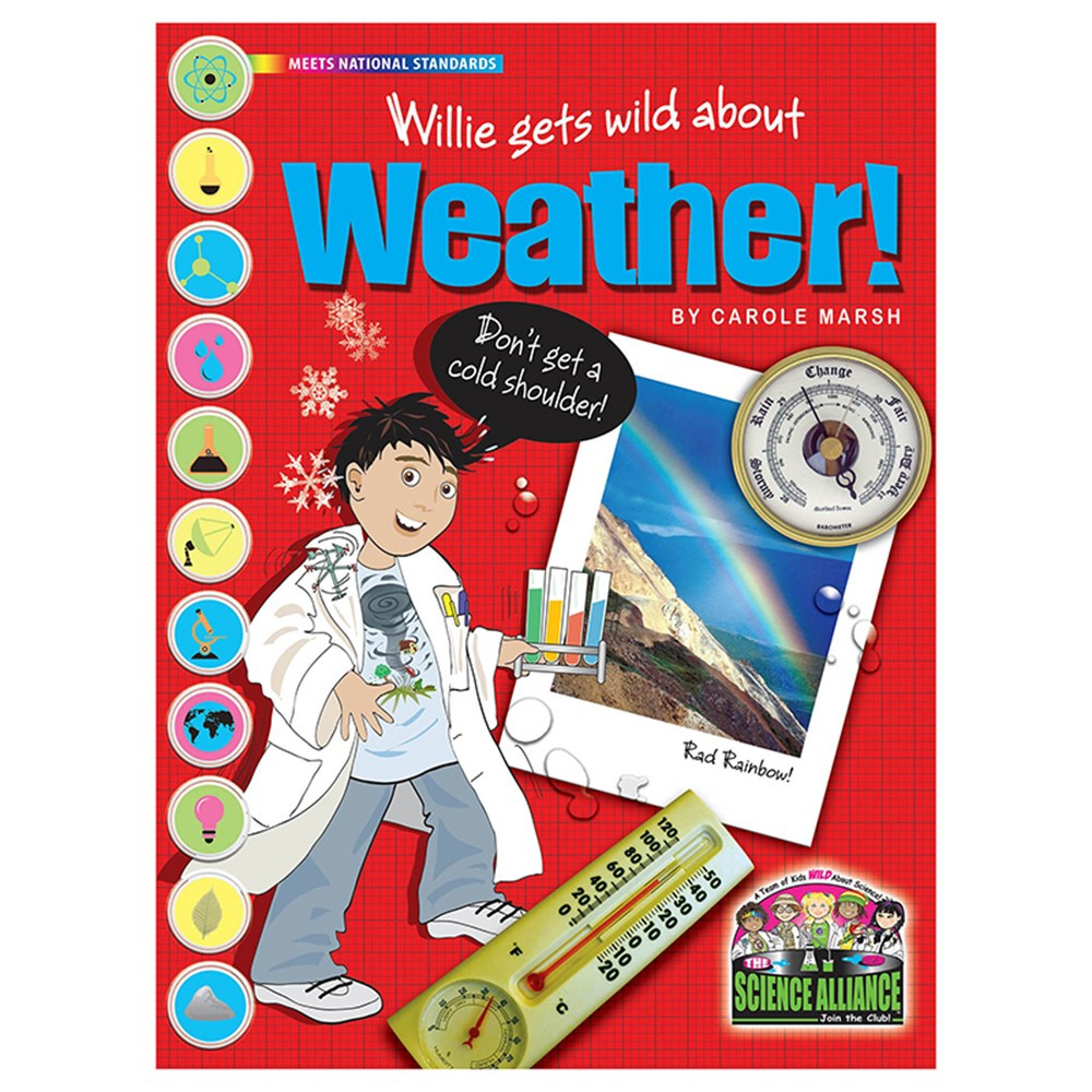 GALSAPWEA - Science Alliance Earth Science Weather in Weather
