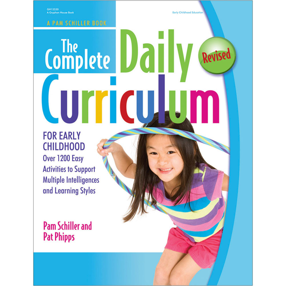 GR-13530 - The Complete Daily Curriculum For Early Childhood in Reference Materials