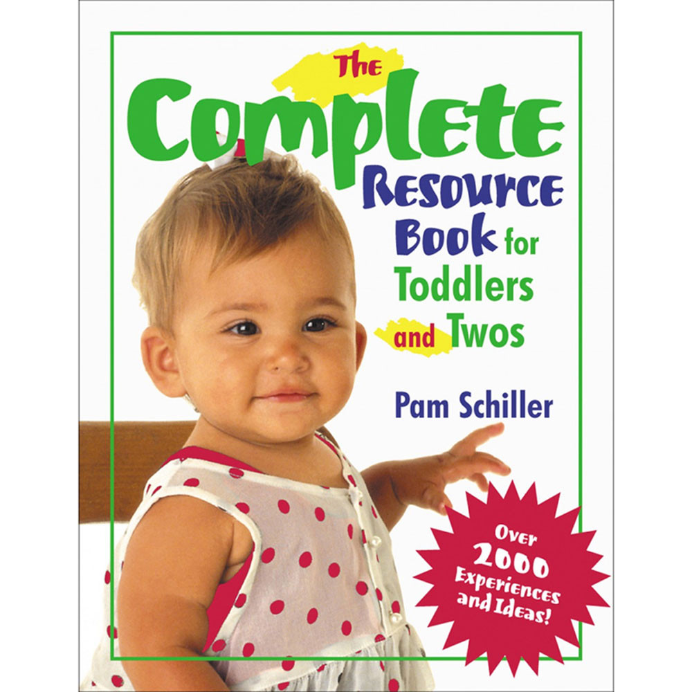 GR-16927 - The Complete Resource Book For Toddlers & Twos in Resources