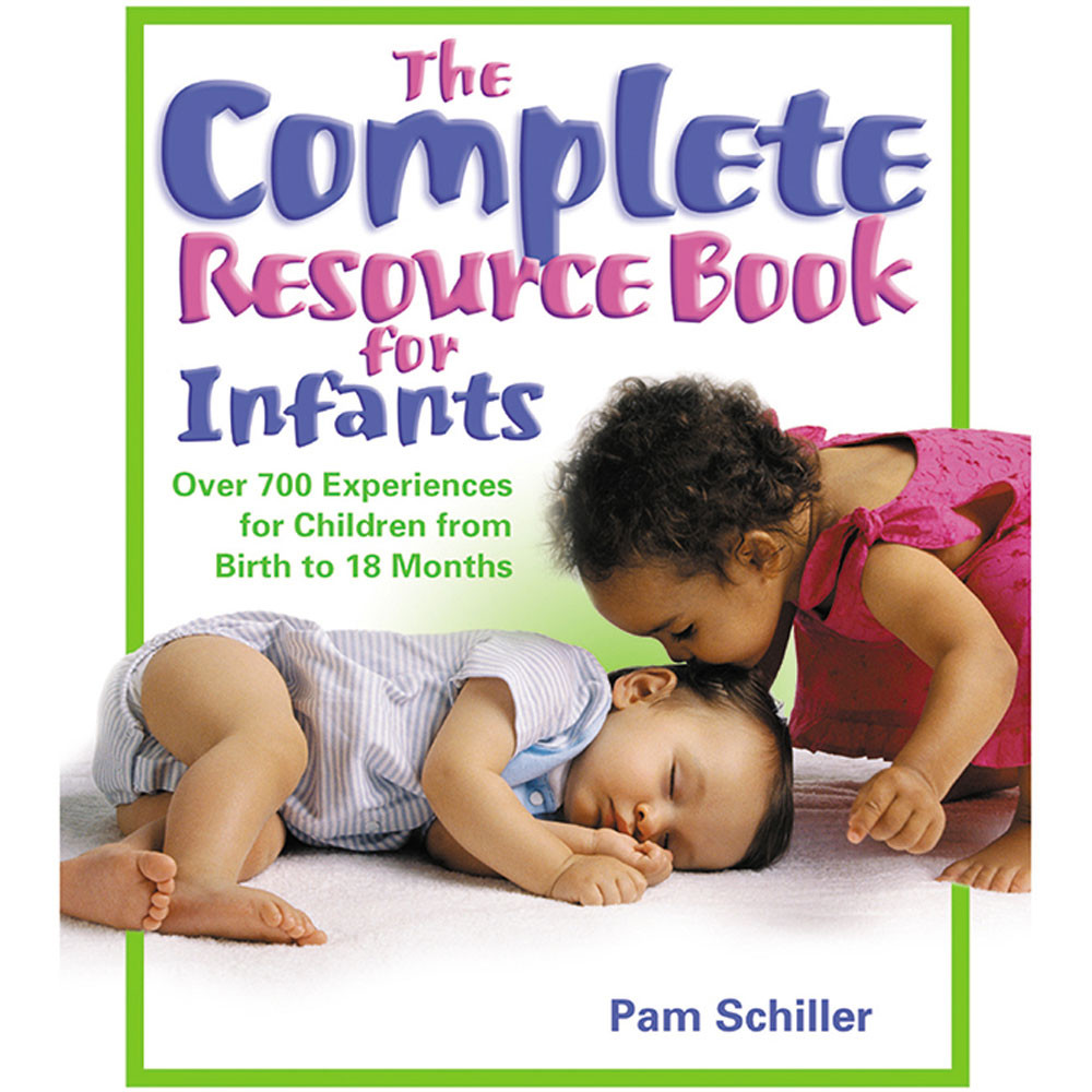 GR-19223 - The Complete Resource Book For Infants in Reference Materials