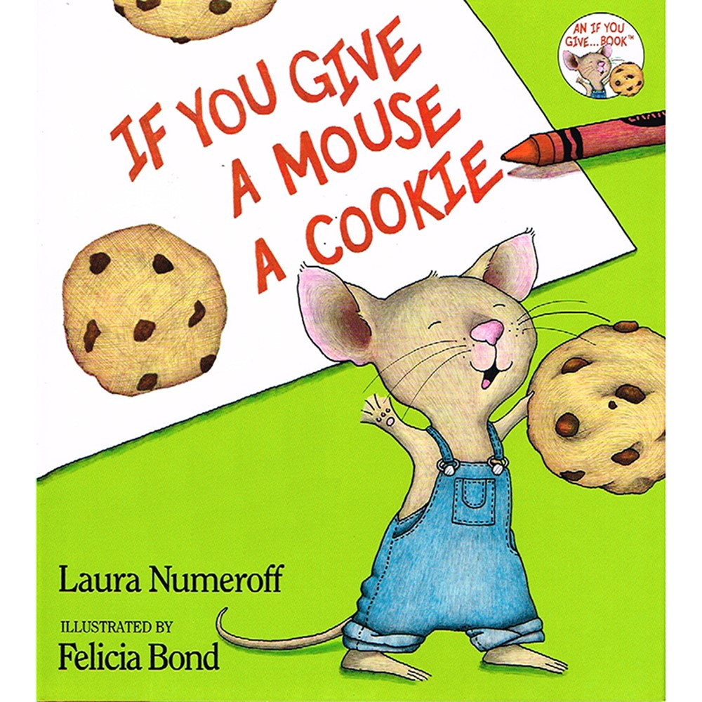 HC-0064434095 - If You Give A Mouse A Cookie Big Book in Big Books