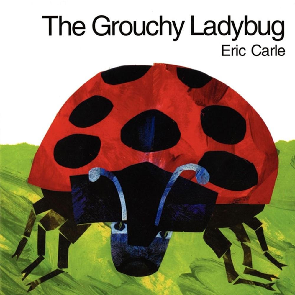 HC-0064434508 - Grouchy Ladybug in Big Books
