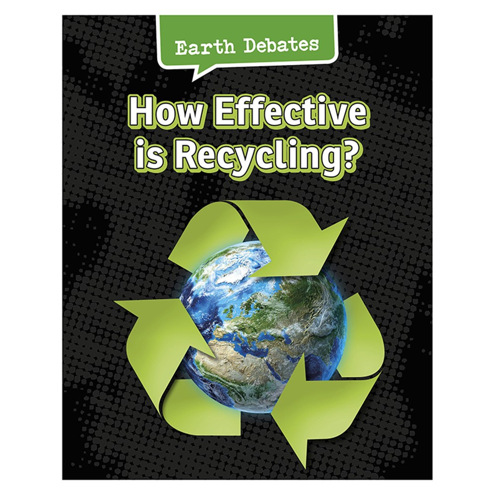 HE-9781484610015 - How Effective Is Recycling in Environment
