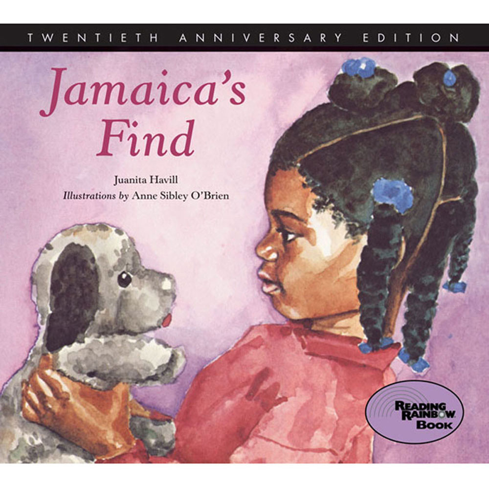 HO-395453577 - Jamaicas Find Book in Classroom Favorites