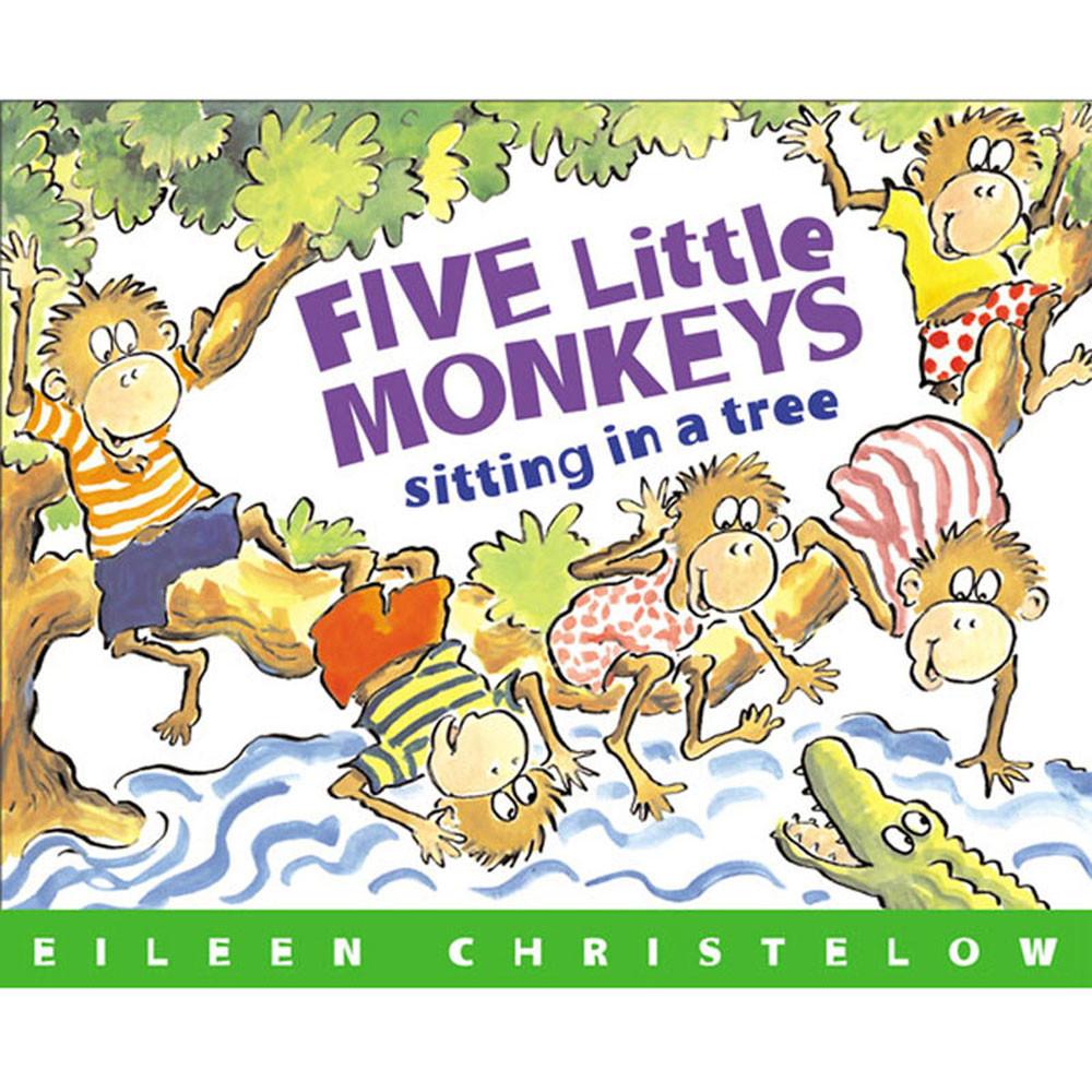 HO-395664136 - 5 Little Monkeys Sitting In A Tree in Classroom Favorites