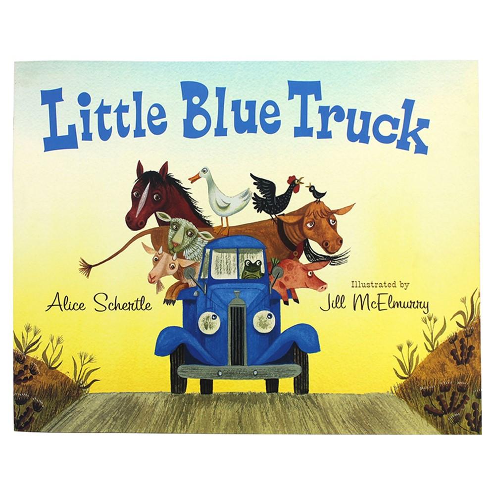 HO-9780547482484 - Little Blue Truck Big Book in Big Books