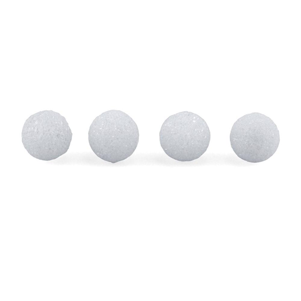 HYG5101 - 1In Styrofoam Balls 100 Pieces in Styrofoam