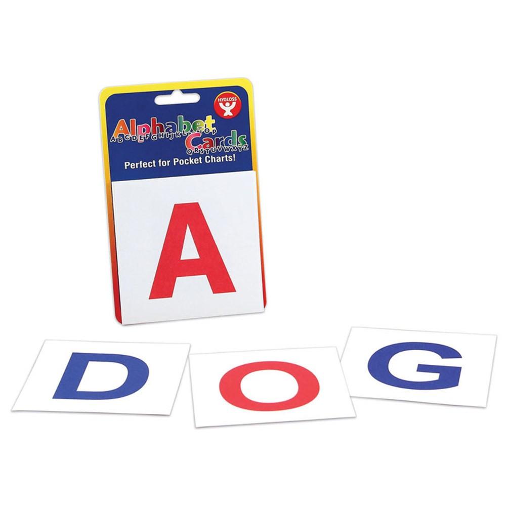 HYG61492 - Alphabet Cards Set Of 30 in Letter Recognition