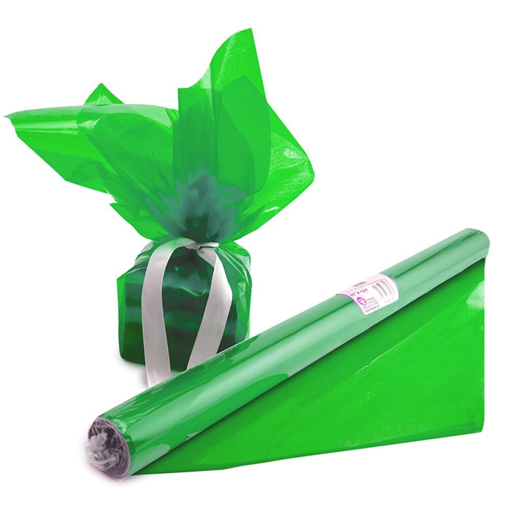 HYG71503 - Cello Wrap Roll Green in Art & Craft Kits