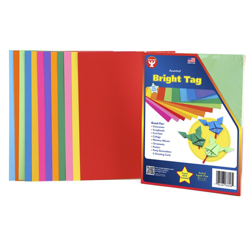 HYG87848 - Bright Tag in Tag Board