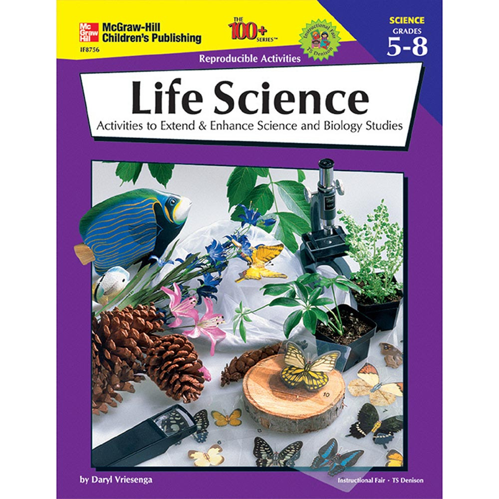 IF-8756 - Life Science 100+ Gr 5-8 in Life Science