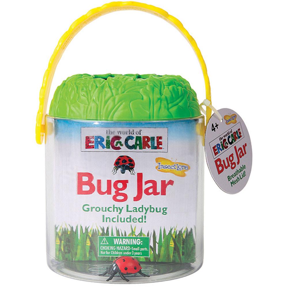 ILP8135 - The World Of Eric Carle Bug Jar in Animal Studies