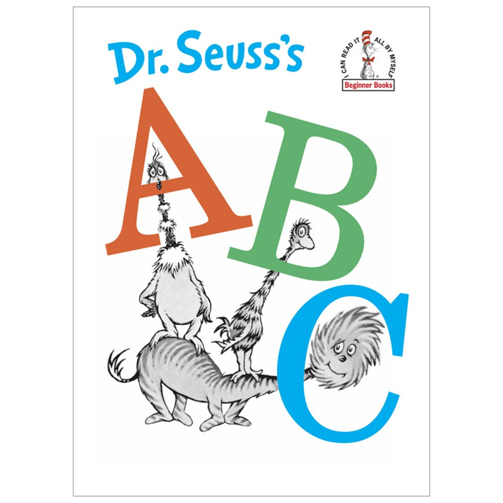 ING0394800303 - Dr. Seuss Abc in Classroom Favorites