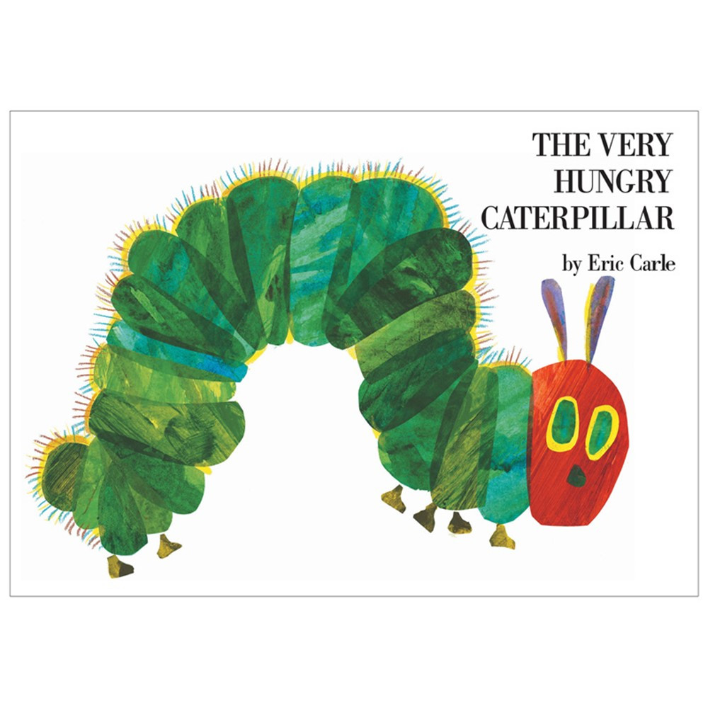 ING0399208534 - Very Hungry Caterpillar Hc in Classroom Favorites