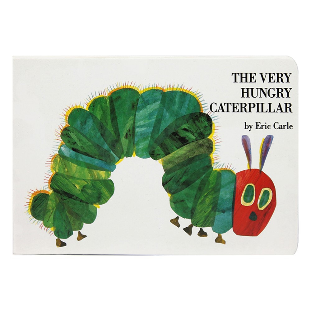 ING0399226907 - Board Book The Very Hungry Caterpillar in Classroom Favorites