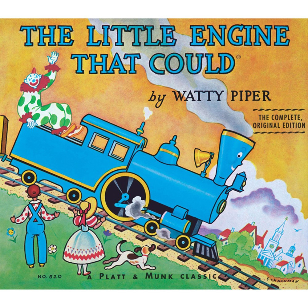 ING0448405202 - Little Engine That Could in Classics