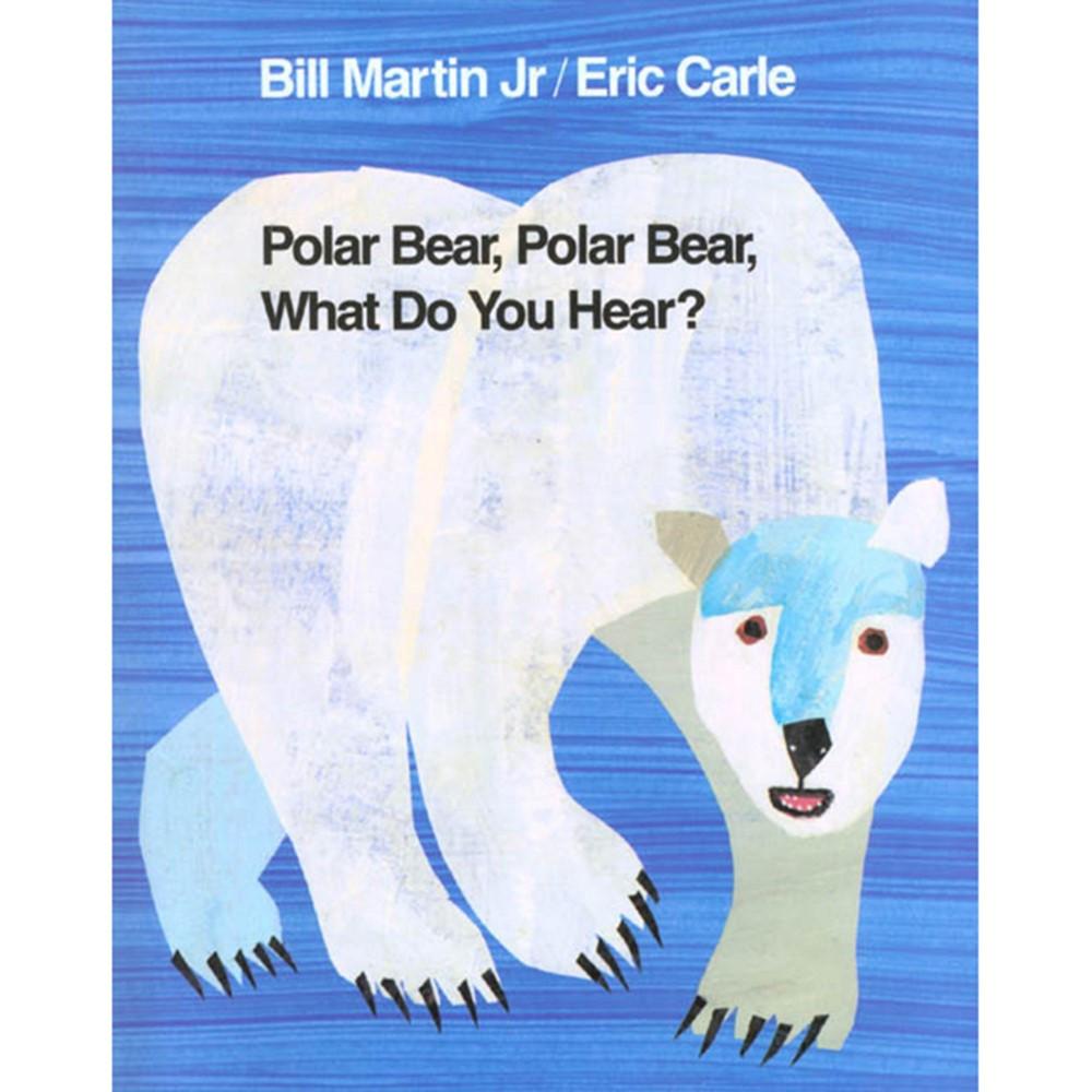 ING0805017593 - Polar Bear Polar Bear Hardcover in Classroom Favorites