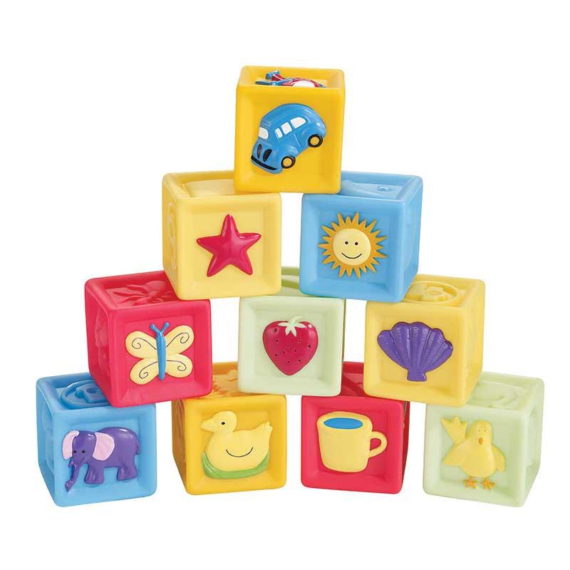 INPE00324 - Sweet Baby Blocks in Blocks & Construction Play