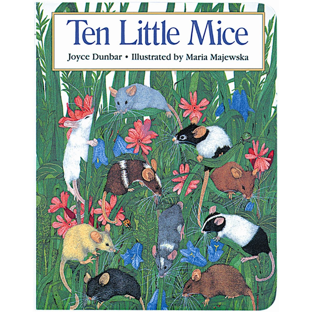 ISBN9780152846145 - Ten Little Mice Big Book in Big Books