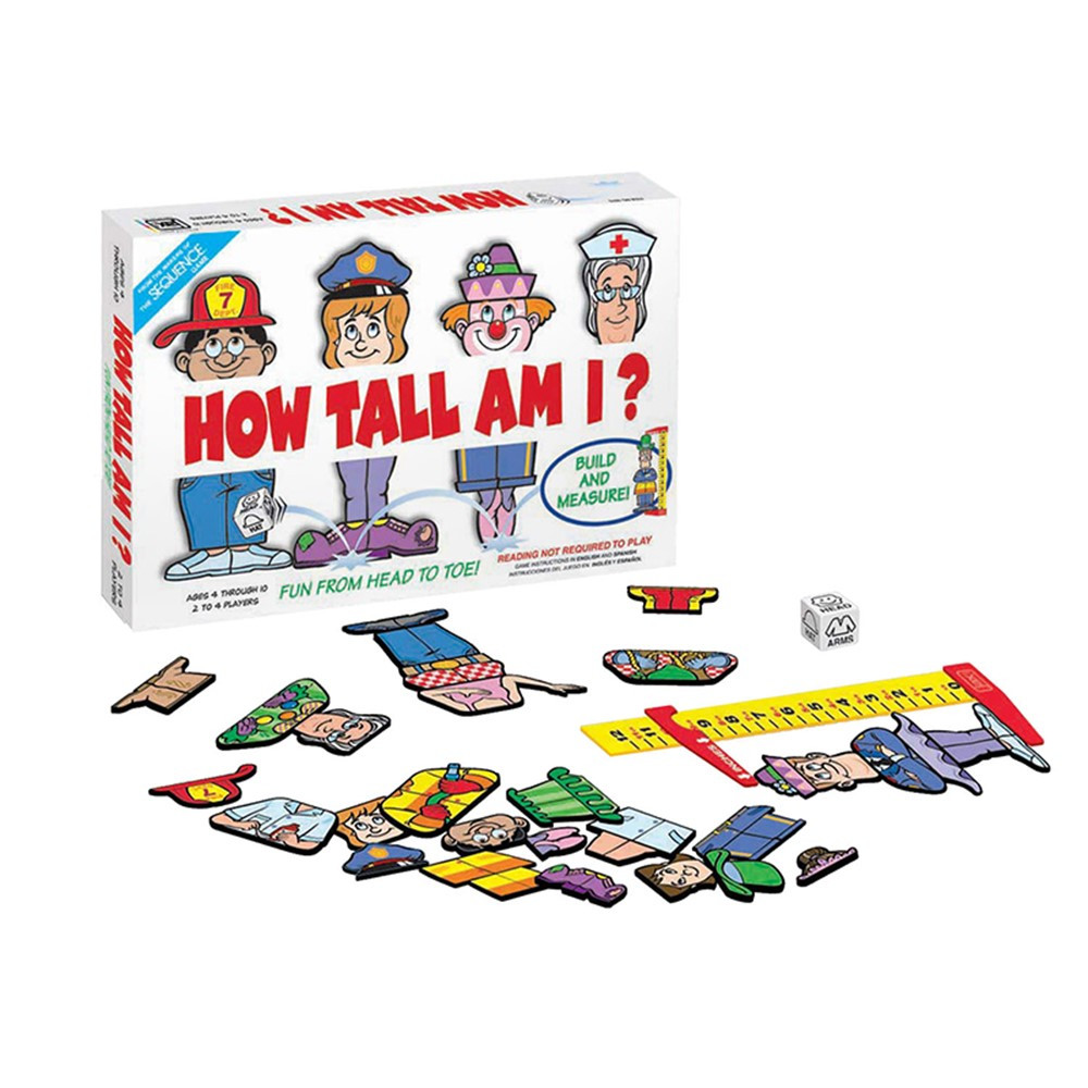 JAX5010 - How Tall Am I in Games