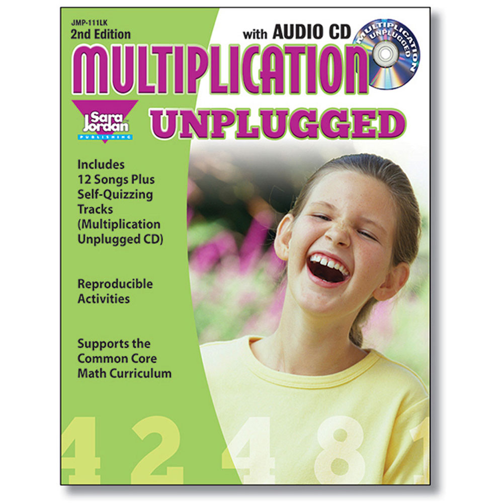JMP111LK - Multiplication Unplugged English in Audio & Video Programs
