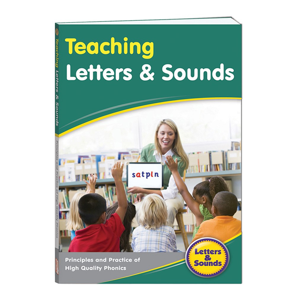 JRL260 - Teaching Letters & Sounds Manual in Reference Materials